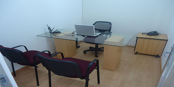 oficinas ejecutivas ouroffice business center