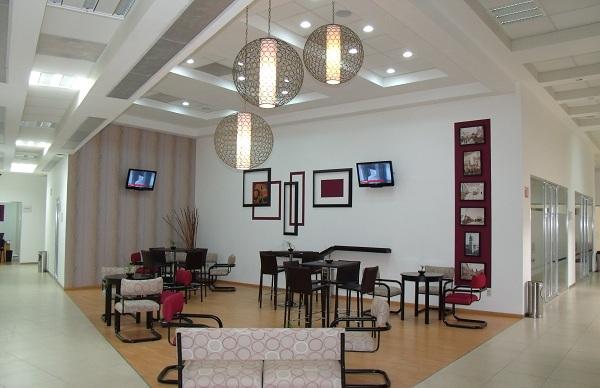 Cafetería Centro de Negocios